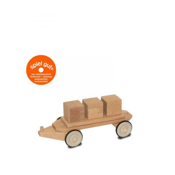 Dynamiko Holzzug Lotte Anhänger Würfel