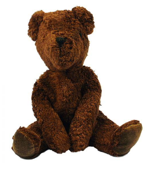 Senger Naturwelt Teddybär 30cm, braun Schlenker.
